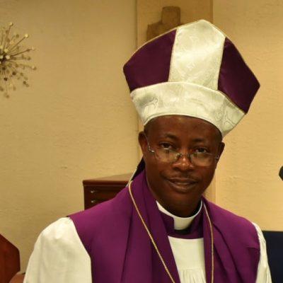 Bishop Waldecks Luma, Church founder and Pastor of Ebcofl