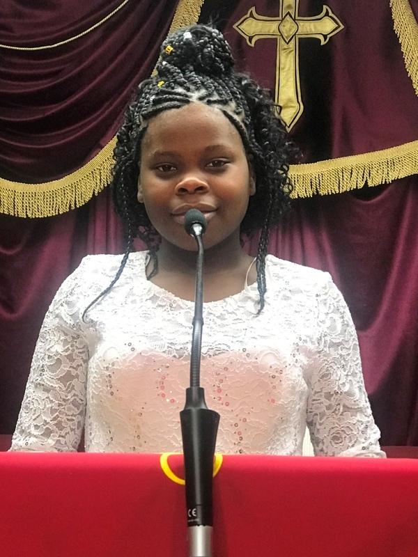 Sister Ashley Luma, Media Director